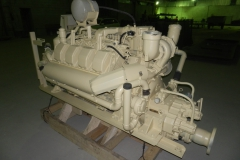 Дизели судовые и дизель-редукторные агрегаты
