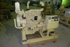 Дизель-генераторы и модули судовые